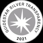 Guidestar Silver Seal 2021 logo