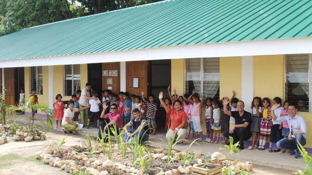 phillipines children community photo